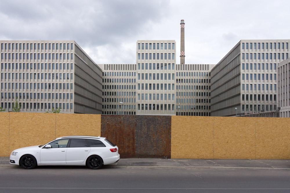Mitte, Chausseestraße, 2015